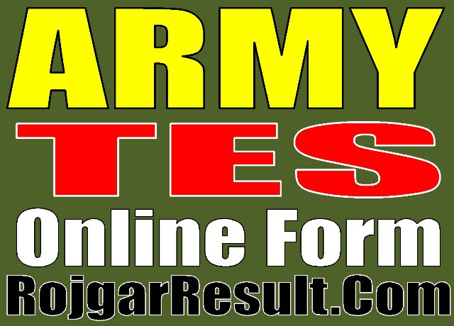 Join Indian Army TES Recruitment 2020