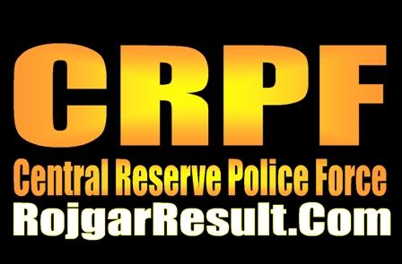 CRPF Paramedical Staff 2020 Recruitment for 789 Post