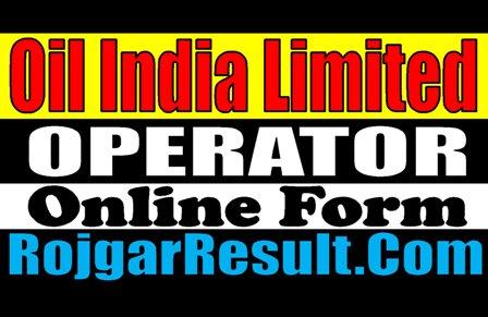 Oil India Limited Driver Operator Recruitment 2020