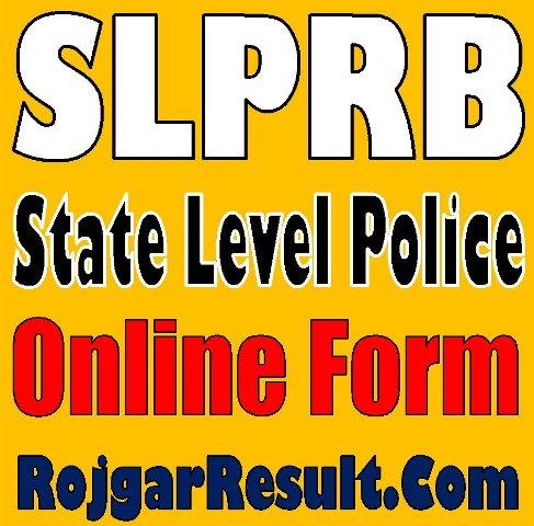 SLPRB State Level Police Assam 2020 Apply Online for 225 Post
