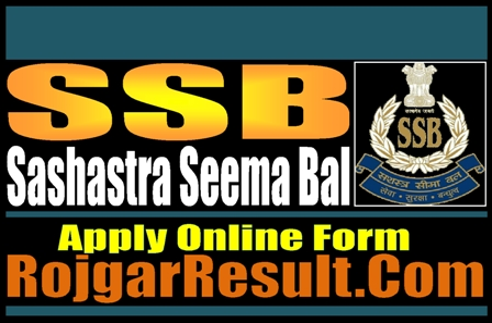 SSB Sashastra Seema Bal Constable Recruitment 2020