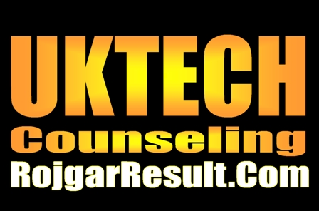 UKTECH Counseling 2020 | Online Choice Filling