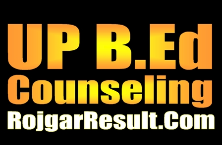 UP BEd 2021 Registration & Counseling